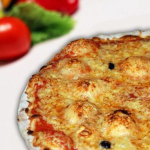 Pizza Galejade : Sauce Tomate - Fromage